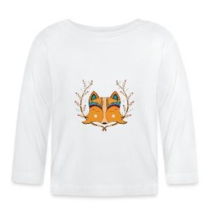 Fox spirit - T-shirt manches longues Bébé