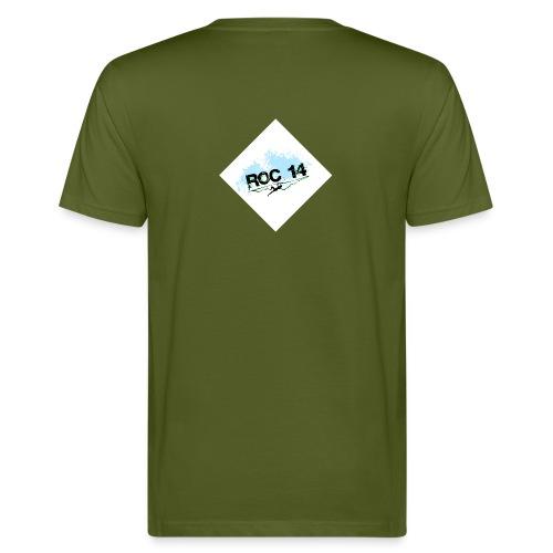 tee shirt homme coton bio vert - T-shirt bio Homme