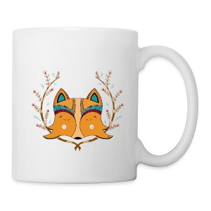 Fox Spirit - Tasse