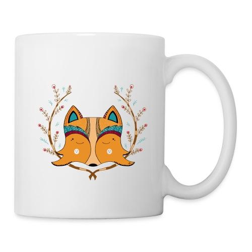 Fox Spirit - Mug blanc