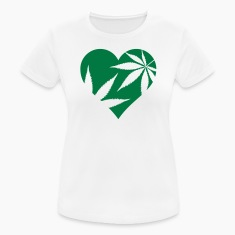 cannabis love T-Shirts