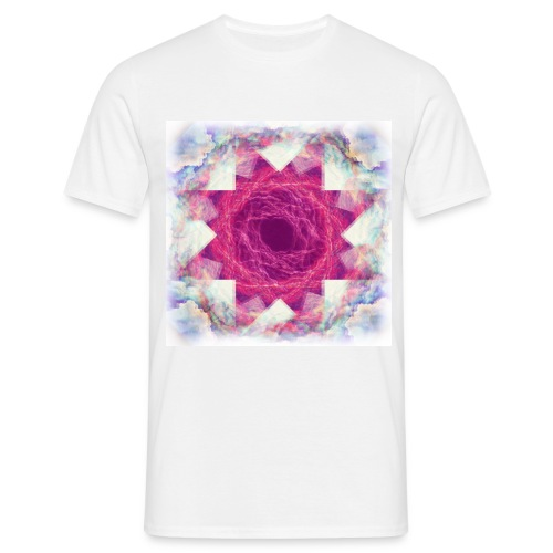 Dreamy Clouds - Men's T-Shirt