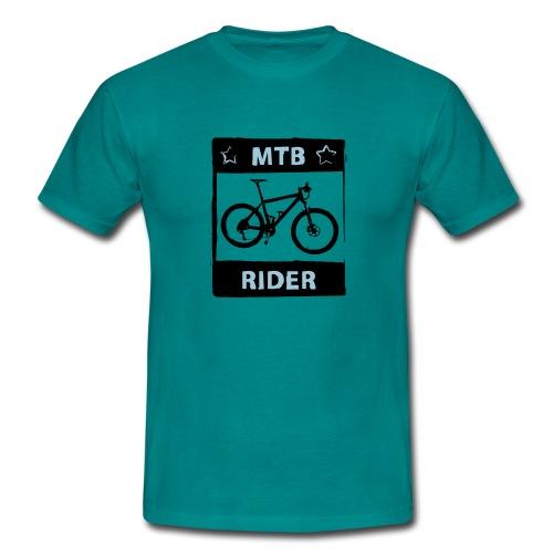 Ride One - Shirt T-Shirt - MTB - 2C  - Männer T-Shirt