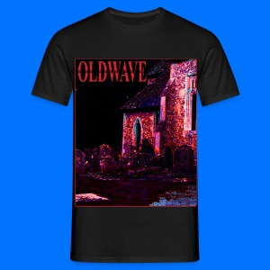 OLDWAVE Red Church - Men's T-Shirt