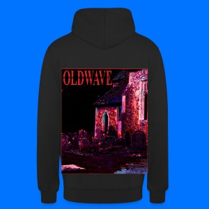 OLDWAVE Red Church - Unisex Hoodie