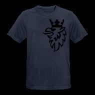 T-Shirts ~ Männer T-Shirt atmungsaktiv ~  T-Shirt atmungsaktiv Kampagne 9³ Pilot, Greif