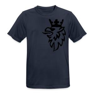 T-Shirt atmungsaktiv Kampagne 9³ Pilot, Greif - Männer T-Shirt atmungsaktiv