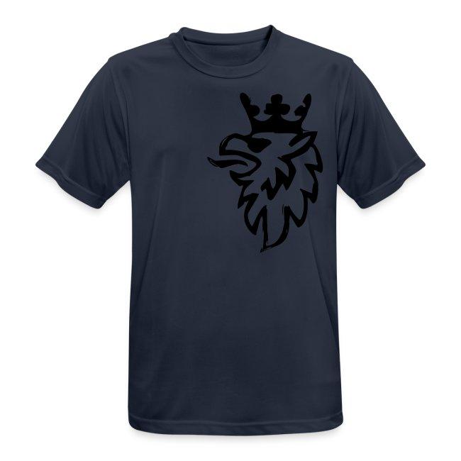 T-Shirt atmungsaktiv Kampagne 9³ Pilot, Greif