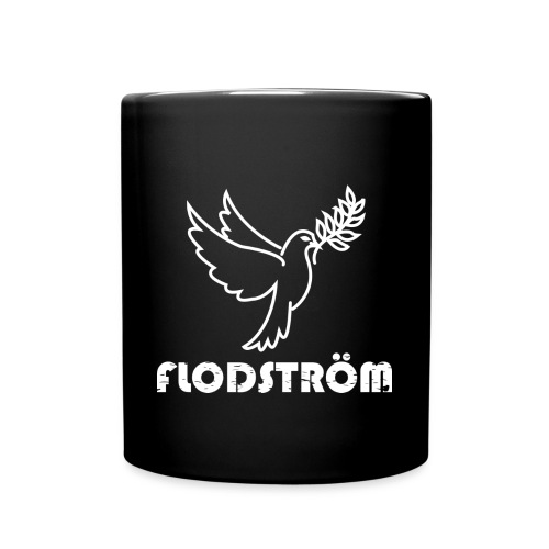 Flodström - Mugg - Enfärgad mugg