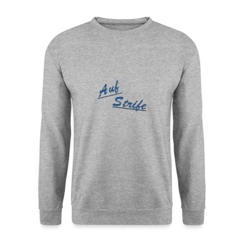 Auf Streife Pullover in blau - Männer Pullover