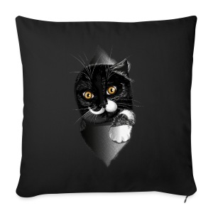Kater Ivan - Sofa pillow cover 44 x 44 cm