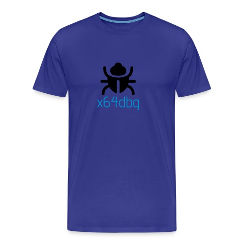 x64dbg - Men's Premium T-Shirt