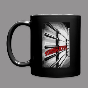 Mug Strong N' Fit -  by  JUST FOR YOU© - Tasse en couleur