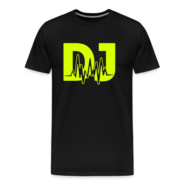 dj t shirt spreadshirt. Black Bedroom Furniture Sets. Home Design Ideas