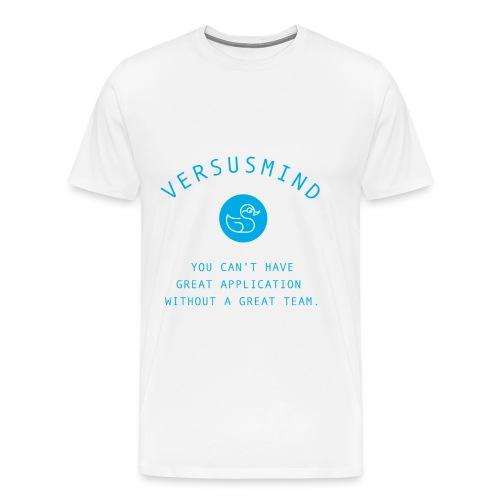 Versusmind - T-shirt Premium Homme