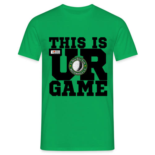 THIS IS UR GAME - Westenholz - Männer T-Shirt