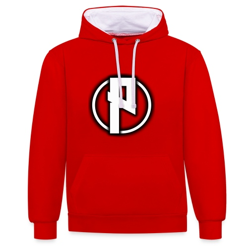 Priizy Hoodie - Contrast Colour Hoodie