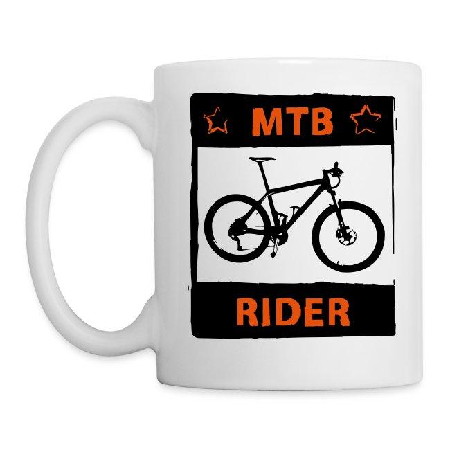 MTB Rider - Tasse