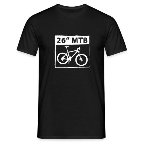 MTB 26 26er - Männer T-Shirt