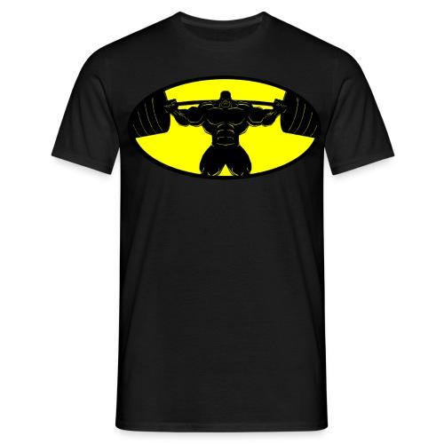 Bat-Squat Shirt - Männer T-Shirt