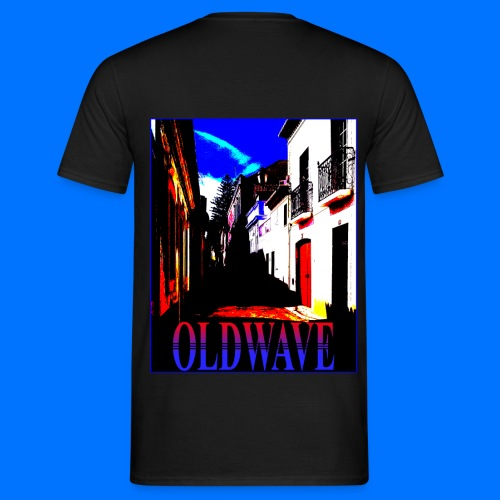 OLDWAVE Portuguese Street - Men's T-Shirt