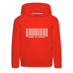 Made in Turkey - Kinder Premium Kapuzenpullover