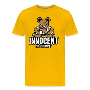 Teddy Innocent – ColorT - Männer Premium T-Shirt