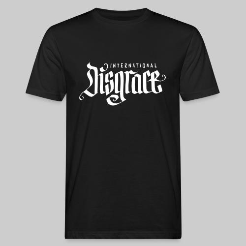 intl disgrace men tee - Männer Bio-T-Shirt