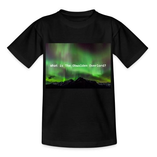 What is The Obwalden Overkiddy? - Kids' T-Shirt