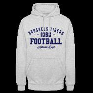 Hoodies & Sweatshirts ~ Unisex Hoodie ~ Tigers Athletic Hoodie