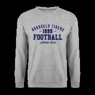 Hoodies & Sweatshirts ~ Men's Sweatshirt ~ Tigers Athletic Sweater