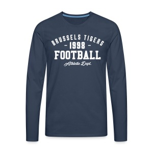 Tigers Athletic LS Tee - Men's Premium Longsleeve Shirt