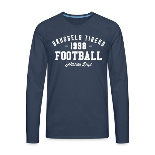 Tigers Athletic LS Tee - Men's Premium Longsleeve Shirt