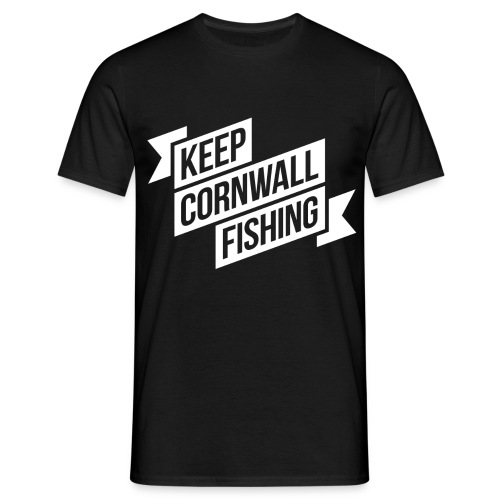 DFQC KCF T-Shirt - Black - Men's T-Shirt