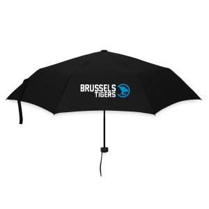 Tigers Logo Umbrella - Umbrella (small)