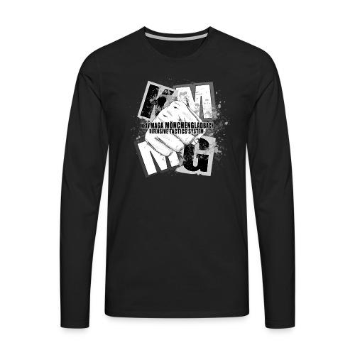 KMMG - Männer Premium Langarmshirt