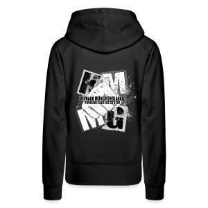 KMMG - Frauen Premium Hoodie