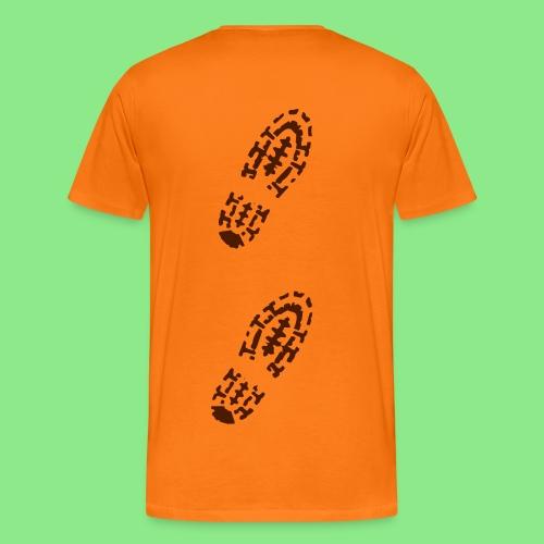 Ich bin kein Fußabtreter! - Männer Premium T-Shirt