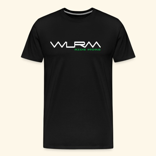 WRLM Team T-Shirt black - Männer Premium T-Shirt