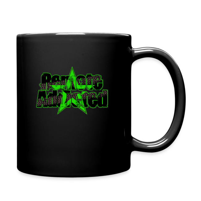Remote Addicted Slime Coffee Cup