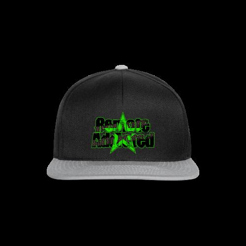 Remote Addicted Slime Snapback Cap - Snapback Cap