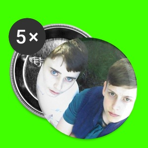 Steven & Andy Badge - Buttons small 25 mm