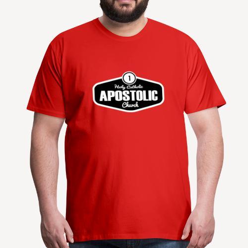 ONE HOLY CATHOLIC... - Men's Premium T-Shirt