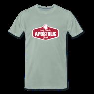 T-Shirts ~ Men's Premium T-Shirt ~ ONE HOLY CATHOLIC...