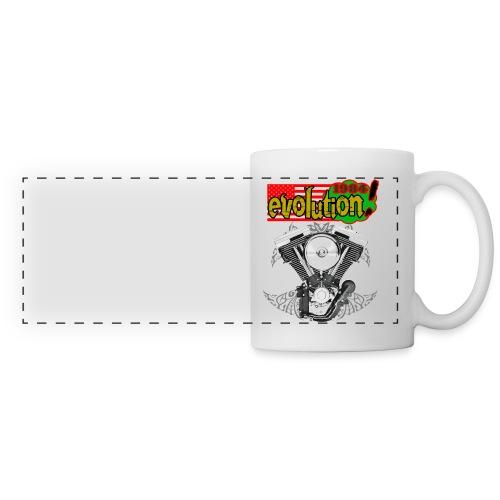 tazza con manico bianca serie 1984 - Tazza con vista