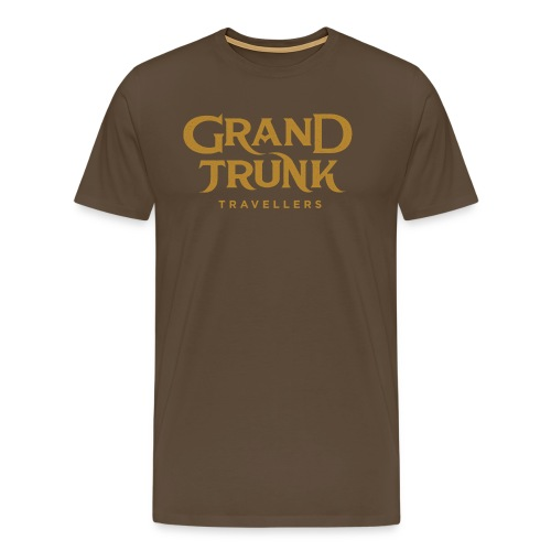 Grand Trunk Travellers – Tee - Men's Premium T-Shirt