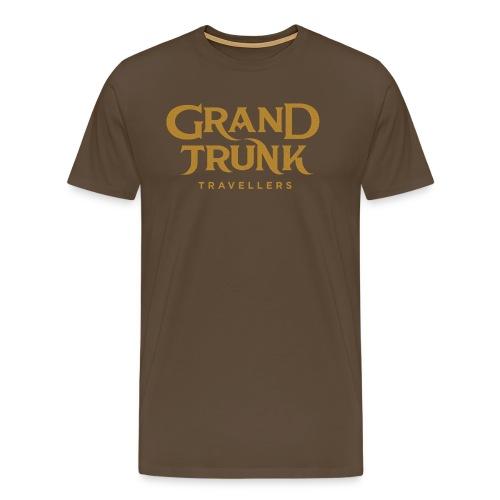 Grand Trunk Travellers –Tee - Men's Premium T-Shirt