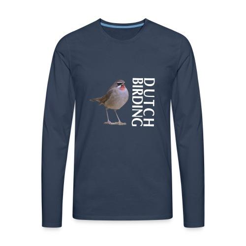 RKN Mannen Premium shirt met lange mouwen - Mannen Premium shirt met lange mouwen