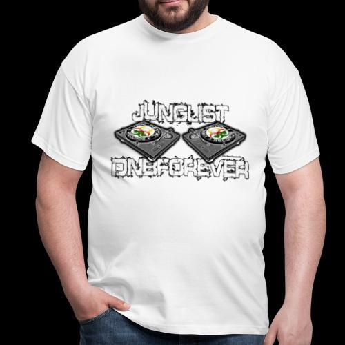 Junglist/DnBForever Tshirt - Men's T-Shirt