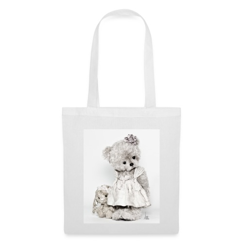 Tote Bag - les petits lutéciens,nounours,ours,ours en peluche,teddy bear